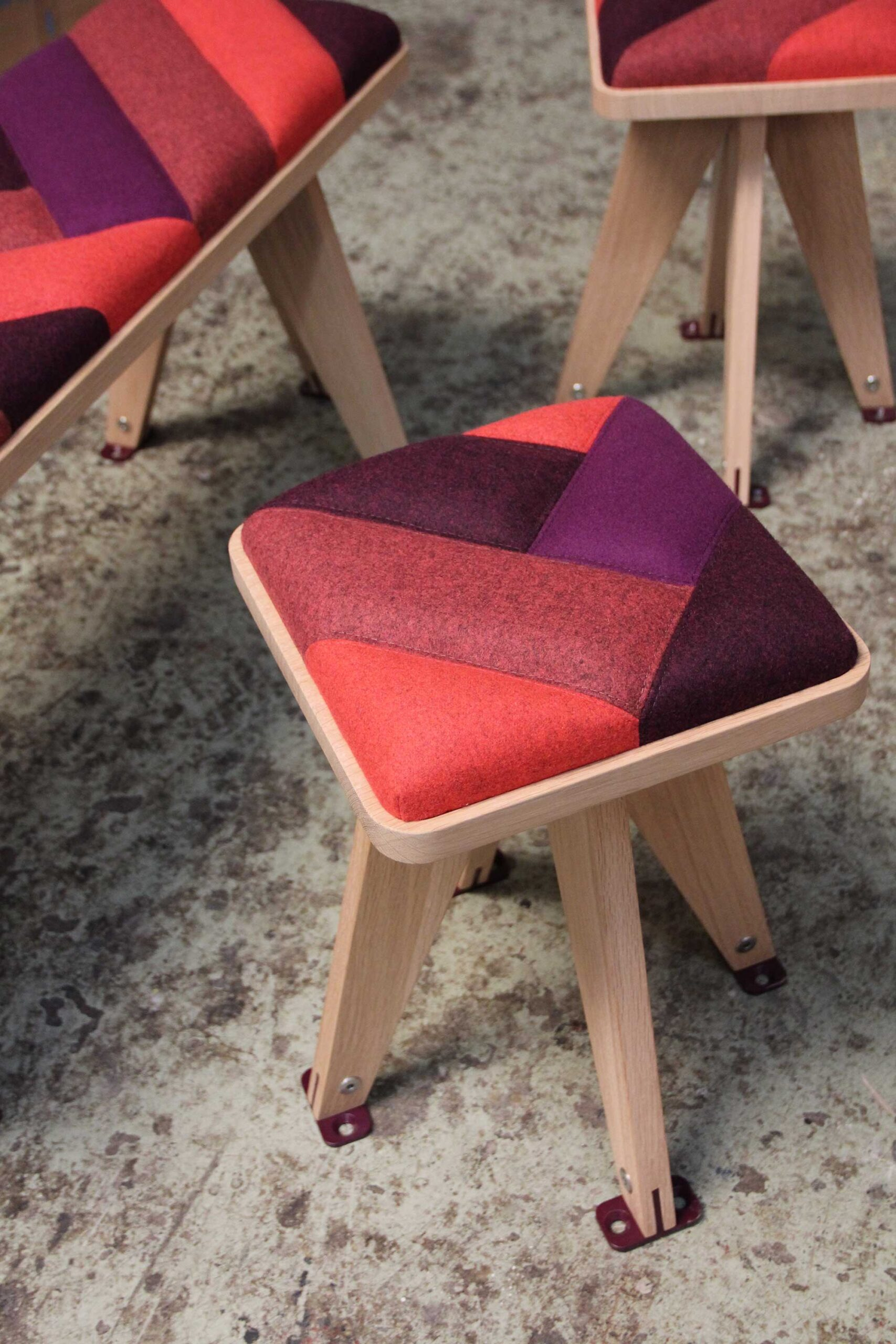 Windworks furniture Kvadrat variation